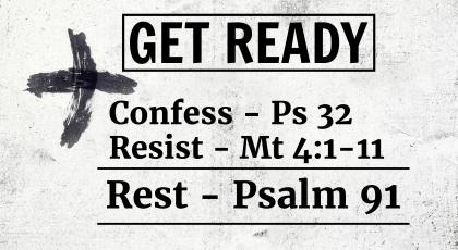 Get Ready – Rest