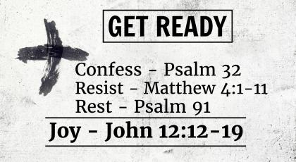Get Ready – Joy