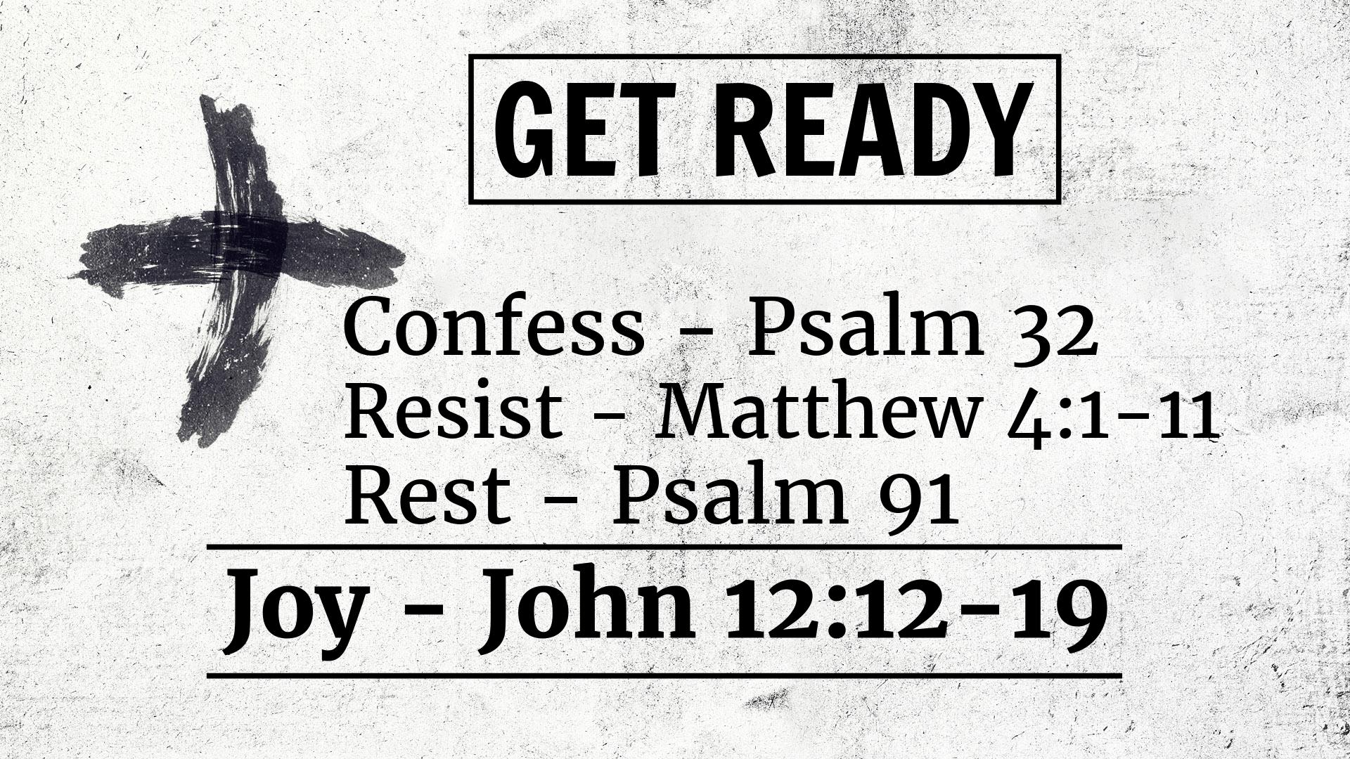 Get Ready - Joy