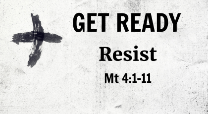 Get Ready – Resist