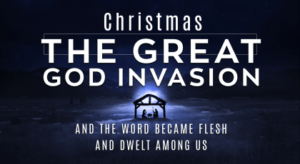 The Great God Invasion