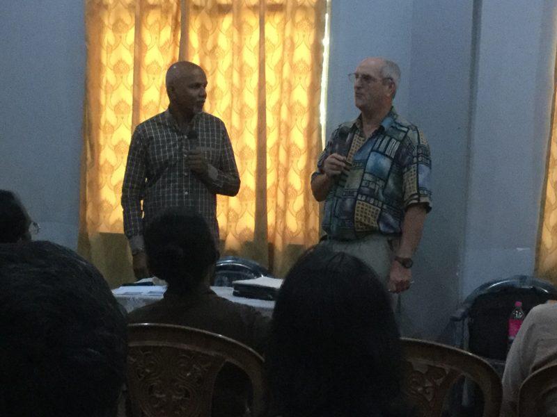 Update #8: Sri Lanka Mission 2019