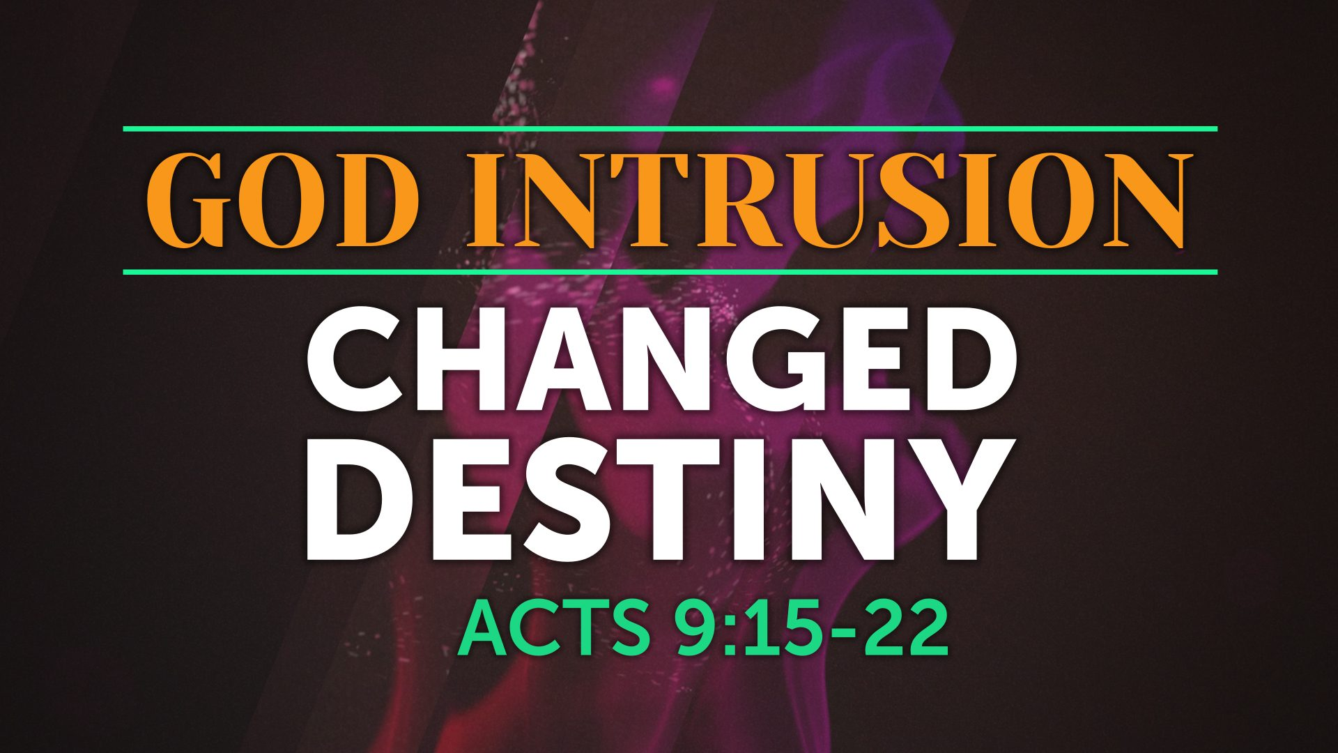 God Intrusion - Changed Destiny