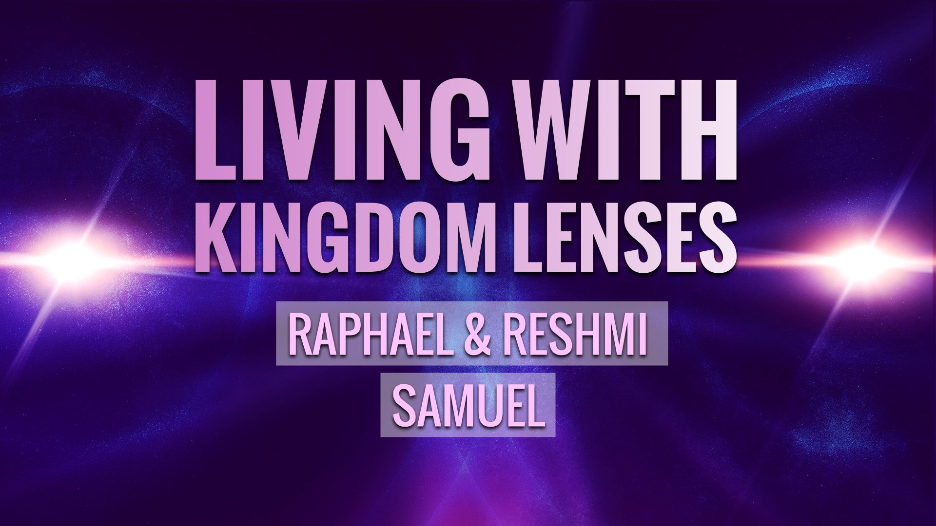 Kingdom Lenses