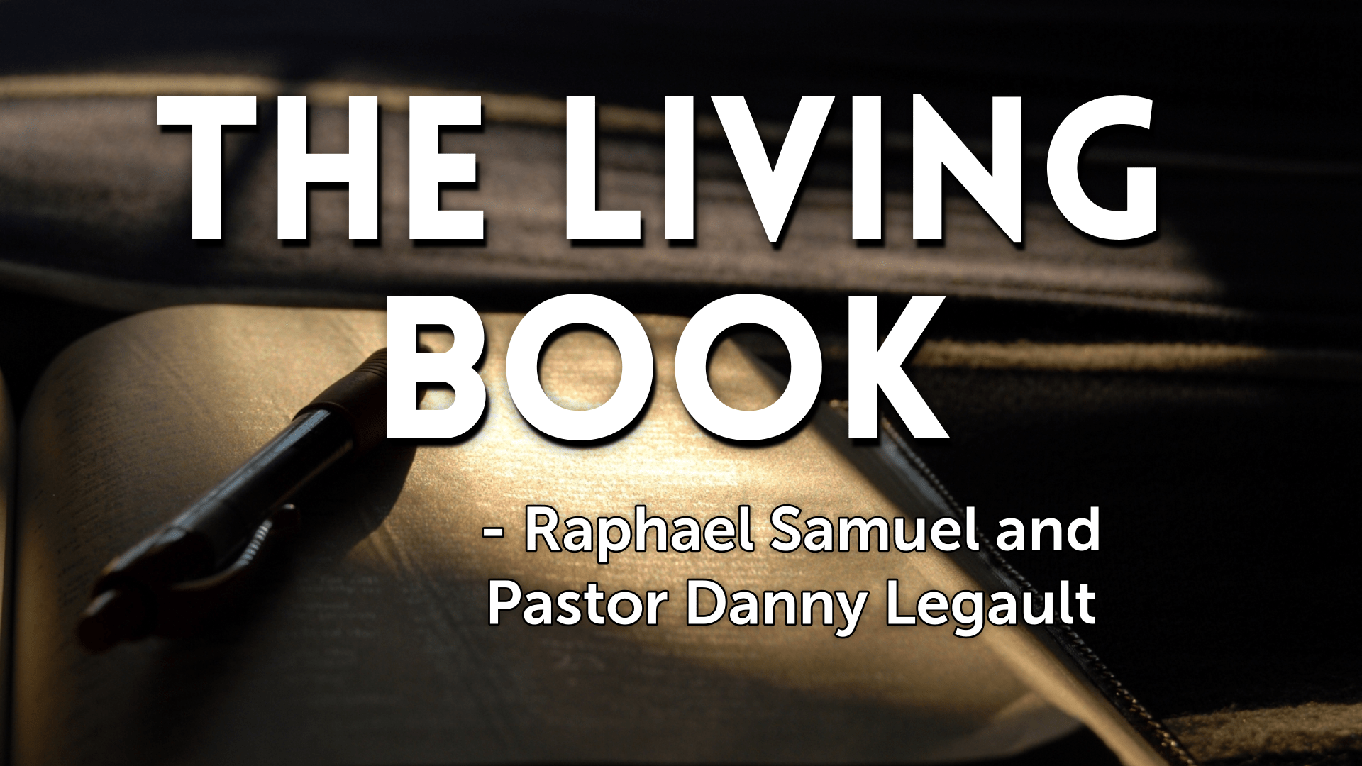 The Living Book - 1