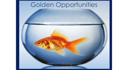 Golden Opportunities – Greg Stephens