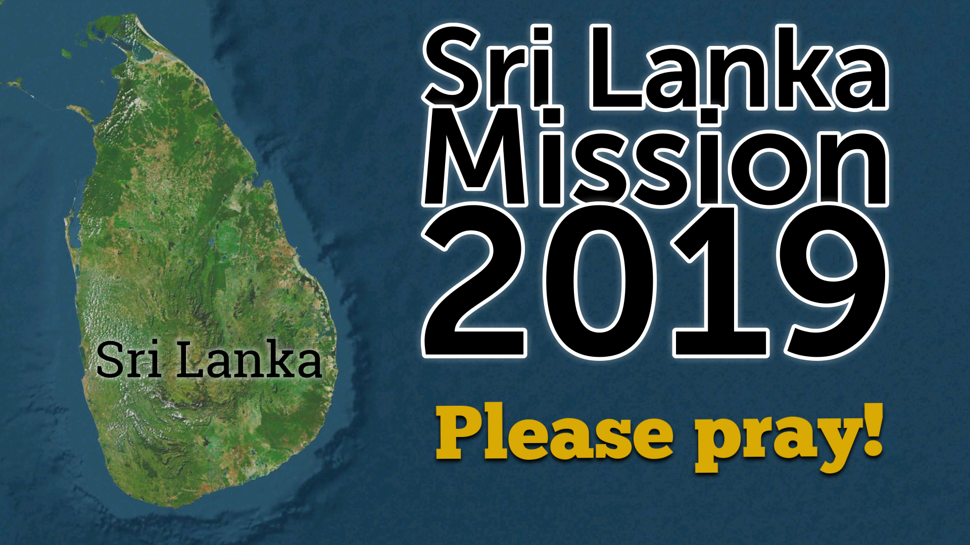 Update #4: Sri Lanka Mission 2019