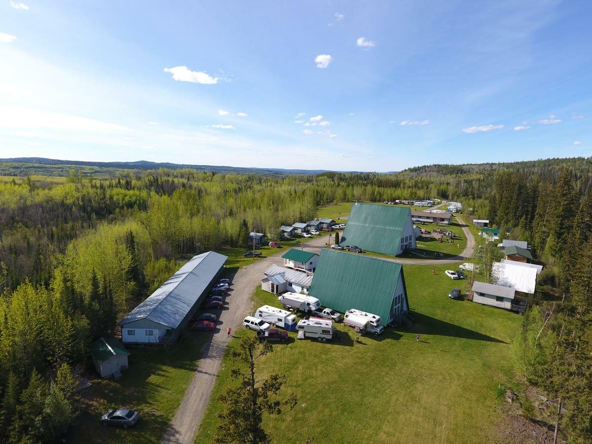 Chubb Lake Bible Camp